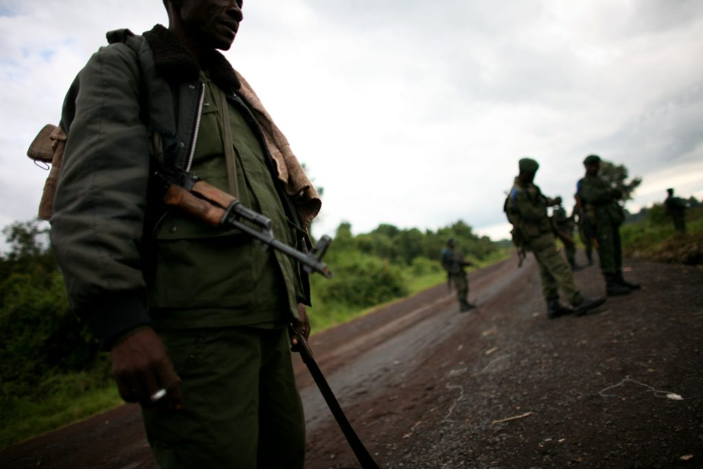 Attentato in congo
